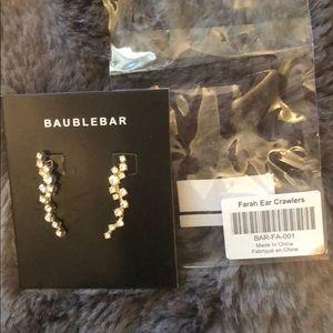 Baublebar Farrah Ear Crawlers. NWT.
